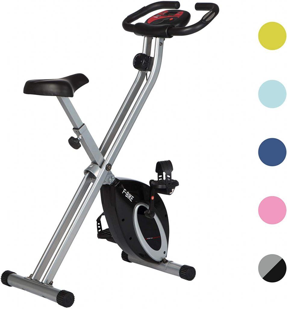 Ultrasport F-Bike Advanced Bicicletas estáticas plegables mejor calidad precio
