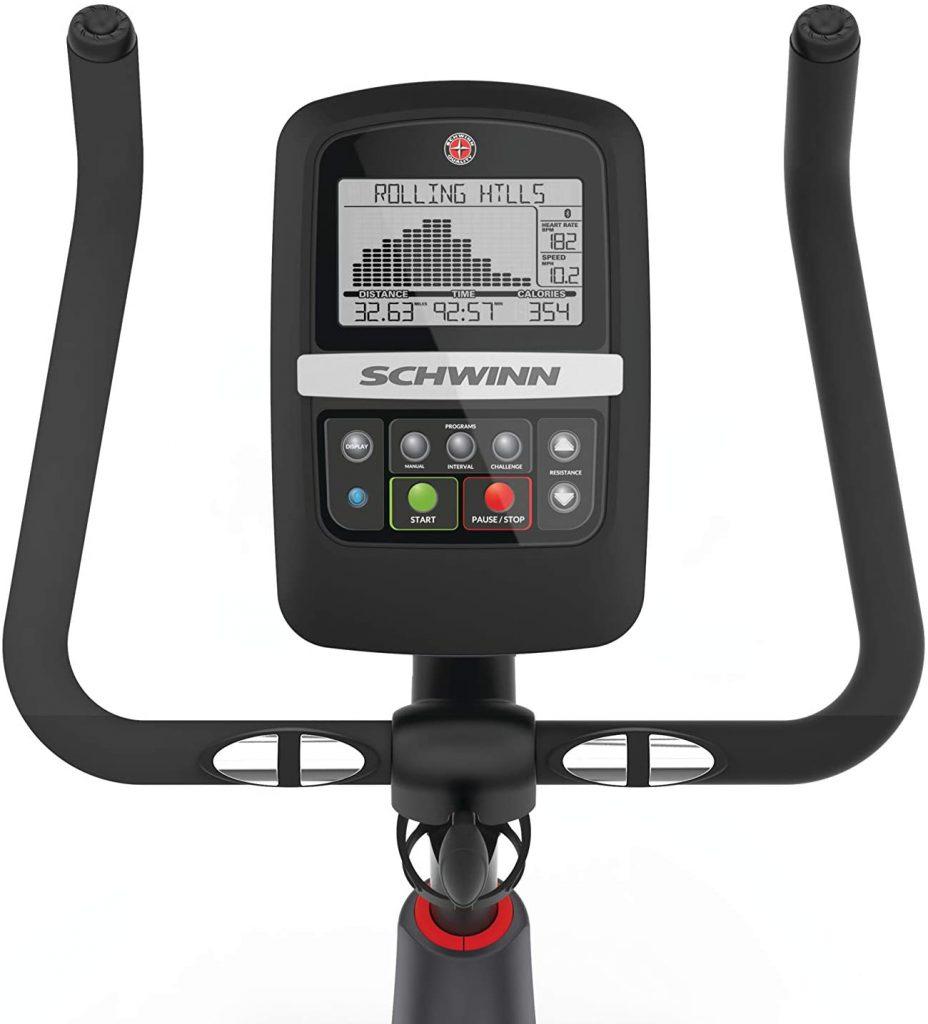 Schwinn Bicicletas estáticas plegables consola