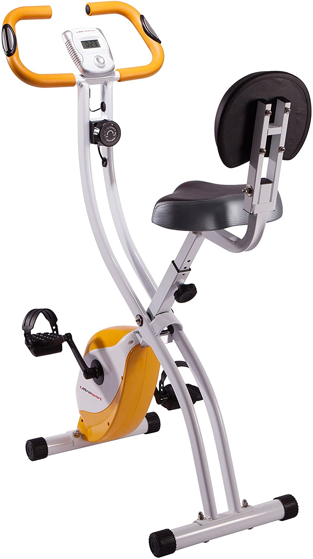 Ultrasport F-Bike 150/200B bicicleta estática plegable