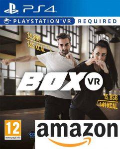 Box VR playstation 4