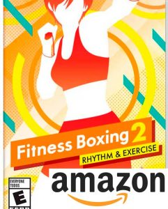 Fitness Boxing 2 Rhythm and Exercise Nintendo Switch juego