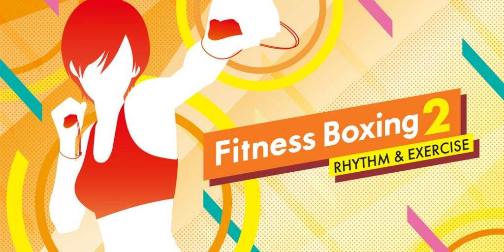 Fitness Boxing 2 Rhythm and Exercise Nintendo Switch deporte ejercicio