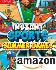 Instant Sports Summer Games Nintendo switch