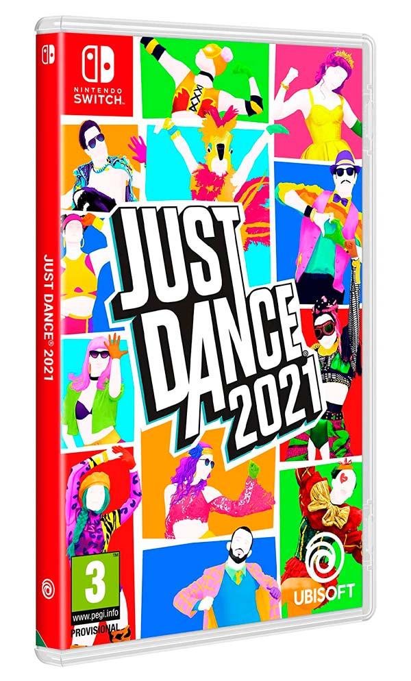 Just Dance 2021 juego deporte bailar