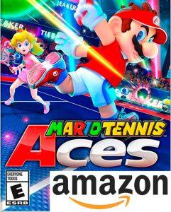 Mario tennis aces nintendo switch Amazon
