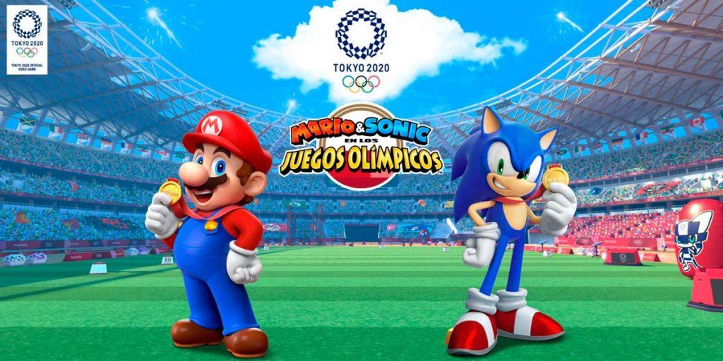 Mario & Sonic en los Juegos Olímpicos Tokio 2020 Nintendo Switch