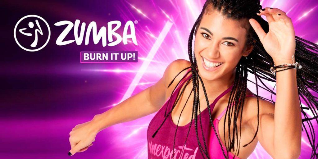 Zumba Burn It Up! Nintendo Switch baile