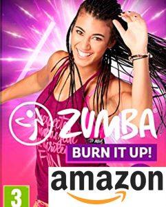 Zumba Burn It Up! Nintendo Switch juego baile Amazon