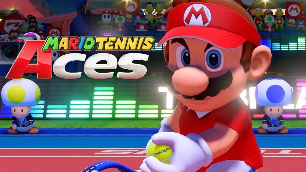 Mario tennis aces nintendo switch