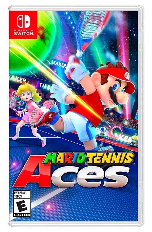 Mario tennis aces nintendo switch juego